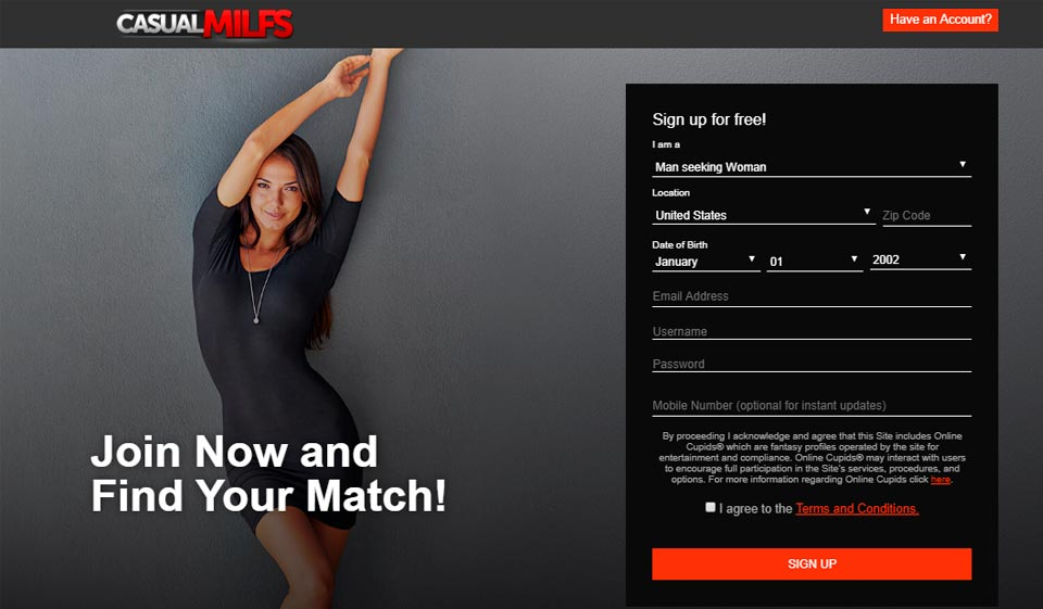 CasualMilfs Review: Top-Rated Platforms for Safe Flings and NSA Meetups